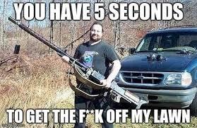 Get Off My Lawn Meme - get off my lawn memes imgflip