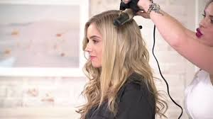 ghd curve classic wave wand with styling glove u2014 qvc com