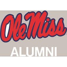 ole miss alumni sticker mississippi ole miss rebels transfer decal alumni walmart