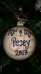 20 best bride and groom christmas ornaments images on pinterest