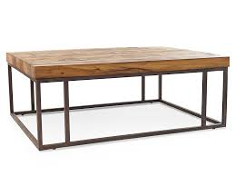 rustic metal coffee table terrific light brown rustic wood metal coffee table designs hi res