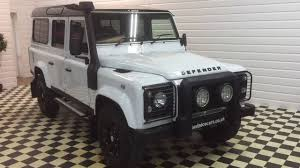 land rover safari for sale 2012 12 land rover defender 110 2 2 tdci xs 7 seater for sale