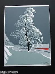 eyvind earle christmas cards 168 best eyvind earle images on magic realism