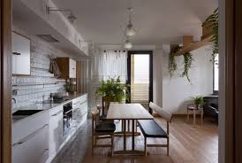 Brilliant 40 Medium Wood Apartment Apartment Jazzed Up With Plants For Air Purification
