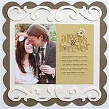 scrapbooking mariage idee scrapbooking pour mariage