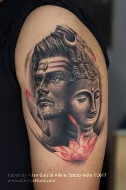 lord shiva shiva aliens tattoos mumbai