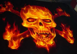 flames airbrush real flames blue airbrush flames ghost flames