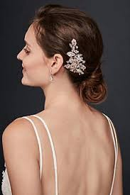 bridal hair clip hair accessories and headpieces for weddings and all occasions