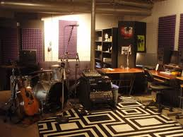 Basement Recording Studio Design