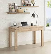 Parsons Computer Desk Whalen Furniture Tustin Parson Desk Oak