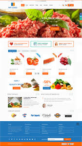 entry 11 by janakgfxdesign for design a website mockup a grocery