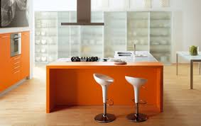 orange kitchen picgit com
