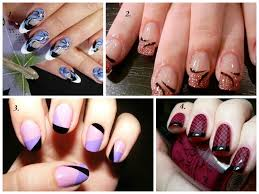 trendy nail art for women nail laque and design ideas