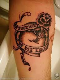 dedicated for my dad tattoo ideas tattoomagz