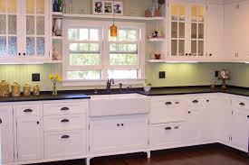 black and white cape cod kitchen design and build by space case