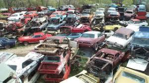 mustang salvage yard is this the s largest vintage mustang junkyard