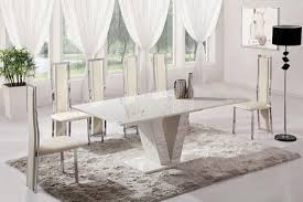 marble dining room table and chairs white marble dining table delectable decor magnificent white marble