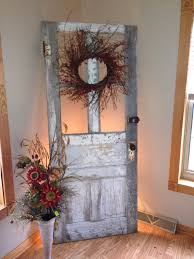 julie s old door decor decor pinterest doors repurposed and julie s old door decor