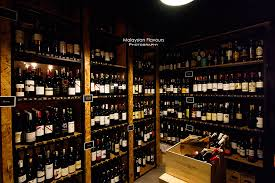 Wine Cellar Malaysia - private room ttdi kl the yellow door to malaysia first speakeasy