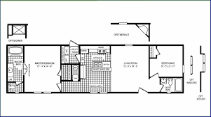 Single Wide Mobile Home Floor Plans 2 Bedroom 3 Bedrooms 2 Baths Square Feet With Western Red Cedar Log Siding