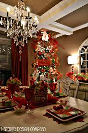 great christmas dining room decor 37 with a lot more interior