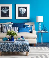 colorful decorating ideas for a small room real simple