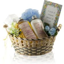 spa baskets special easter gift basket from castle baths easter spa