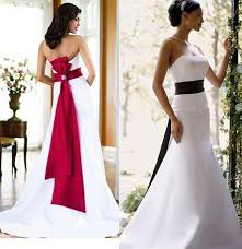 Wedding Dress Sashes Colorful Wedding Dress Sashes Sang Maestro