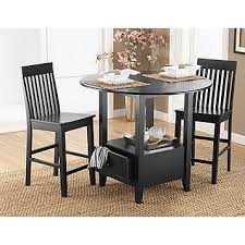 3 piece counter height table set fingerhut mcleland design 3 pc counter height dining set