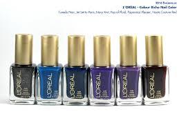 haulage l u0027oréal u2014 colour riche nail color plus pregnancy update