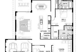 single story open floor plans 13 single story open floor plans 25 by 37 house plan 142 1079 3