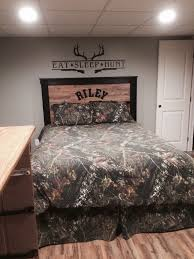 boys headboard ideas hunting bedroom decor inspirational hunting theme boys bedroom