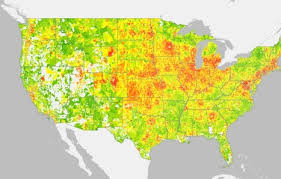 heat map us states chevrolet volt heat map us us population heat map how to