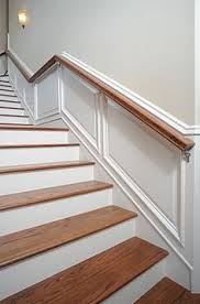Wainscoting On Stairs Ideas Faux Wainscoting Ideas Faux Wainscoting Ideas 2 1 Crown