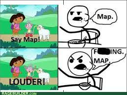 Dora The Explorer Meme - rage comics dora the explorer rage comics rage comics