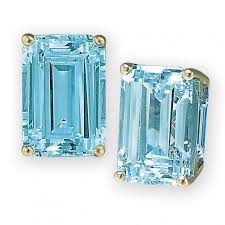 topaz earrings blue topaz collection earrings timepieces international