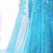 disney movie frozen princess elsa dress costume