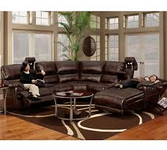 rustic sectional sofas with recliners sofa brownsvilleclaimhelp
