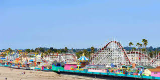 6 Flags San Francisco Amazing Theme Parks Visit California