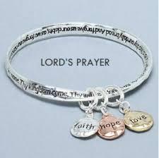 faith bracelets religious prayer faith charm bracelet jewelry