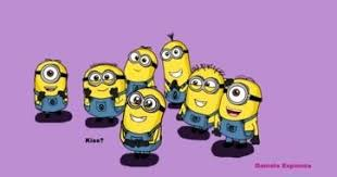 despicable lary minion colouring pages free image