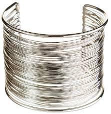 silver bracelet wire images Silver wire cuff bracelet wholesale b1165s jpg