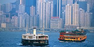 hong kong light show cruise afternoon harbour cruise hong kong tourism board