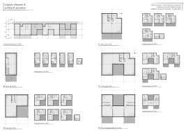 different types of building plans collective housing and active ageing alkisti roussou