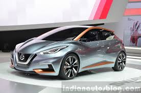 nissan micra new model 2017 nissan micra rendered in production guise