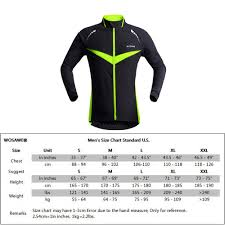 windproof and waterproof cycling jacket online shop wosawe windproof waterproof cycling jacket long sleeve
