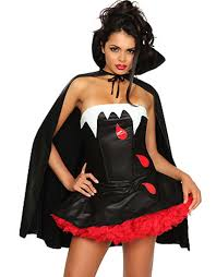 evil woman halloween costume evil woman cosplay blood bite me vampire halloween costume 7039
