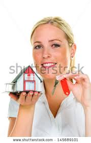 agent property house key successful leasing stock photo 635572079