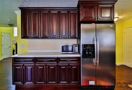 Kitchen Cabinets Refrigerator Furniture Exciting Yorktown Cabinets For Your Kitchen Storage