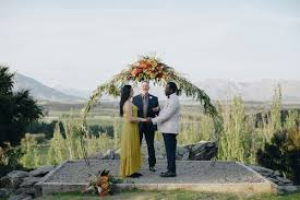 wedding arch hire queenstown wanaka wedding hire